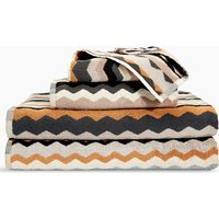 Cotton Zig Zag Pattern Towel