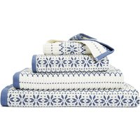 Cotton Scandinavian Woven Towel
