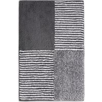 Grid Marl Bath Mat