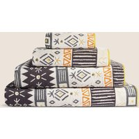 Abstract Geometric Towel with StayNEW