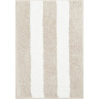 Wide Stripe Bath Mat