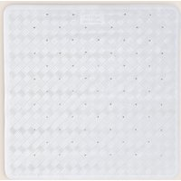 Rubber Square Non Slip Shower Mat.