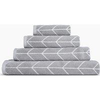 Modern Geometric Towel