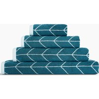 Modern Geometric Towel