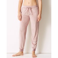 M&S Collection Fleece Pyjama Bottoms
