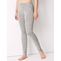 M&S Collection Cosy Knit Legging Pyjama Bottoms