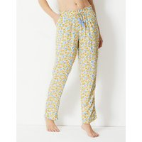 M&S Collection Ditsy Floral Pyjama Bottoms