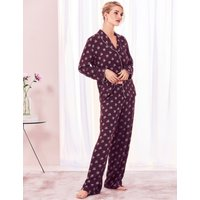 Rosie for Autograph Floral Print Long Sleeve Pyjama Set