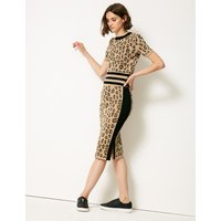 Limited Edition Animal Print Pencil Skirt