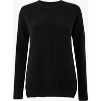 M&S Collection Spongy Round Neck Jumper