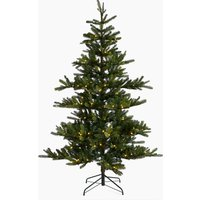 7ft Pre Lit Noble Fir Memory Branch Christmas Tree
