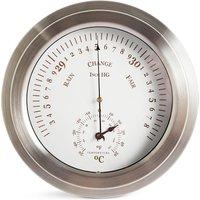 Barometer & Thermometer