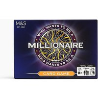 Card Game Who Wants To Be A Millionaire