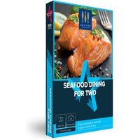 Activity Superstore Seafood Dining for Two - Gift Experience Voucher