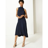 M&S Collection Midi Relaxed Dress