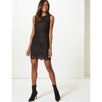 M&S Collection Lace Shift Dress