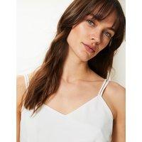 M&S Collection V-Neck Secret Support Camisole Top