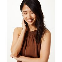 MandS Collection Satin Vest Top