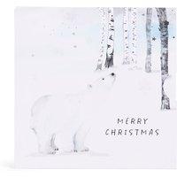 Polar Bear Gift Card