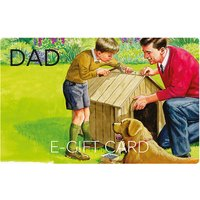 Dad Retro DIY E-Gift Card