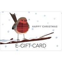 Christmas Robin E-Gift Card