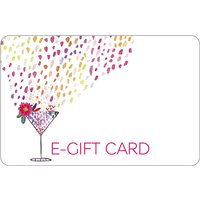 Cocktail Glass E-Gift Card