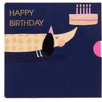 Sausage Dog Gift Card