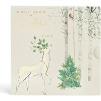 Deer in Forest Gift Card