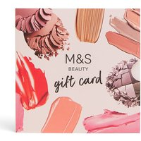 Beauty Gift Card.