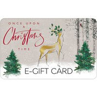 Deer in Forest E-Gift Card.