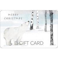 Polar Bear E-Gift Card