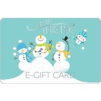 Snowmen E-Gift Card