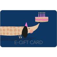 Sausage Dog E-Gift Card