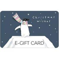M&S Penguin in Scarf E-Gift Card - 100