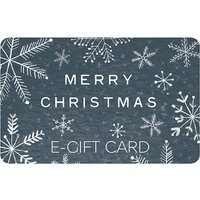 Snowflake E-Gift Card.