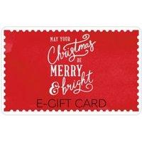 M&S Christmas Text E-Gift Card - 35