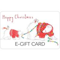 Polar Bear in Lights E-Gift Card.