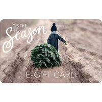 Kid with Tree E-Gift Card.