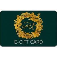 Laser Cut Wreath E-Gift Card.