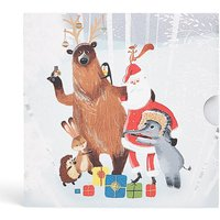Santa & Friends Gift Card