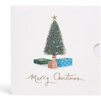 Christmas Tree Gift Card.