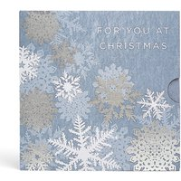 Snowflakes Gift Card.