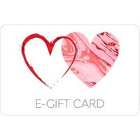 M&S Red Hearts E-Gift Card - 50