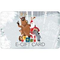 M&S Santa & Friends E- Gift Card - 350