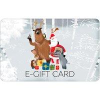 Santa & Friends E- Gift Card.