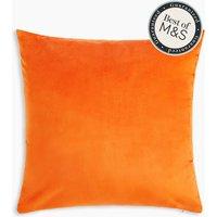 M&S Collection Velvet Cushion
