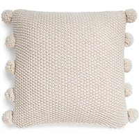 M&S Collection Pom Pom Cushion