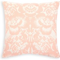 Floral Damask Jacquard Cushion