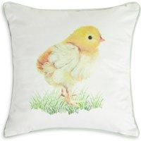 Fluffy Chick Cushion