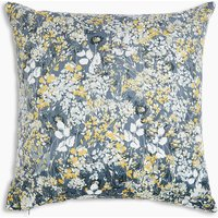 Floral Patterned Cushion